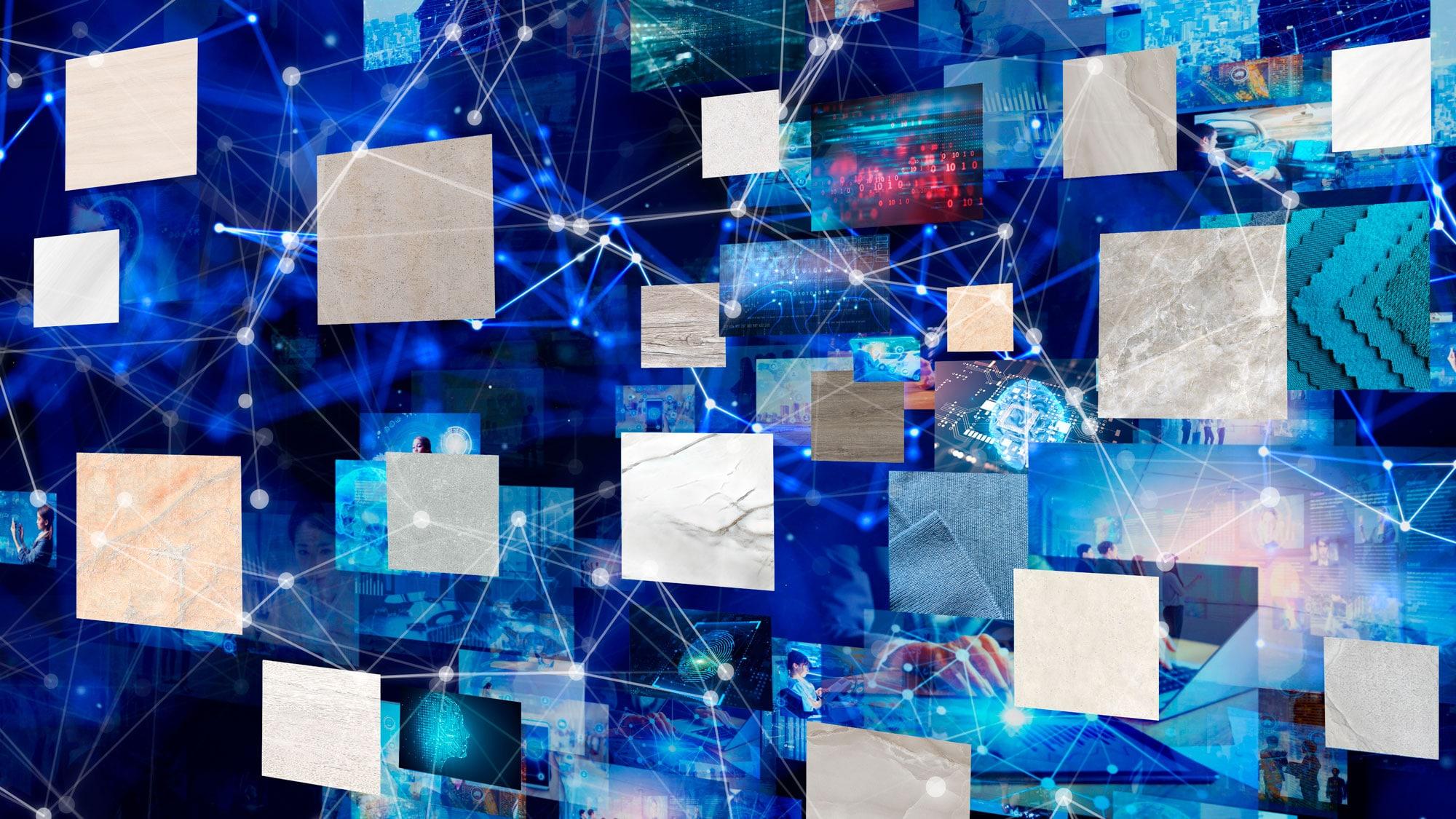 Texturas naturales e inteligencia artificial: el futuro de la industria del diseño